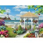 Puzzle  Master-Pieces-31653 Pièces XXL - Oceanside View