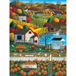 Puzzle  Master-Pieces-31676 Pièces XXL - Autumn Morning
