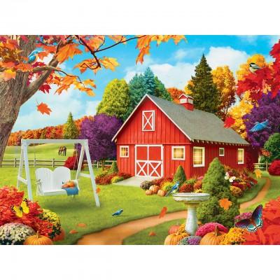Puzzle Master-Pieces-31807 Pièces XXL - Harvest Breeze