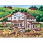 Puzzle  Master-Pieces-31808 Pièces XXL - Morning Deliveries