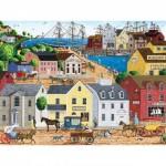 Puzzle  Master-Pieces-31809 Pièces XXL - Home Port