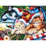 Puzzle  Master-Pieces-31911 Pièces XXL - Holiday Treasures