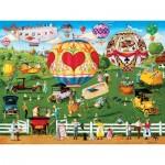 Puzzle  Master-Pieces-31922 Pièces XXL - Flights of Fancy