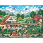 Puzzle  Master-Pieces-31980 Crosswinds