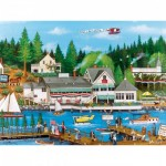 Puzzle  Master-Pieces-31986 Roche Harbor