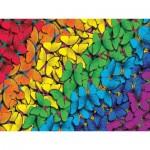 Puzzle  Master-Pieces-31987 Fluttering Rainbow