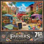 Puzzle  Master-Pieces-32017 Buy Local Honey
