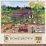 Puzzle  Master-Pieces-32062 Country Pickens