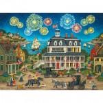 Puzzle  Master-Pieces-32073 Fireworks Finale