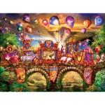Puzzle  Master-Pieces-32102 Pièces XXL - Carnivale Parade