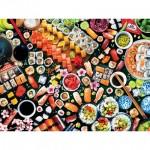 Puzzle  Master-Pieces-32109 Pièces XXL - Sushi Surprise