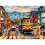 Puzzle  Master-Pieces-32123 San Francisco Rise