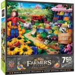 Puzzle  Master-Pieces-32137 Fresh Farm Fruit