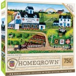 Puzzle  Master-Pieces-32138 Amish Frolic
