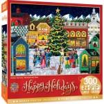 Puzzle  Master-Pieces-32154 Pièces XXL - Holiday Harmony