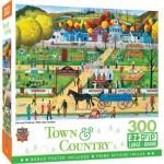 Puzzle  Master-Pieces-32156 Pièces XXL - Harvest Festival