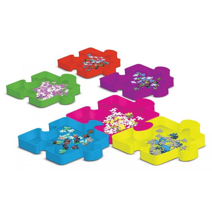 Sort & Save - 6 Boites de Tri pour Puzzles