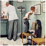 Puzzle  Master-Pieces-71369 Chez le docteur