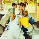 Puzzle  Master-Pieces-71407 Norman Rockwell: Soda Jerk