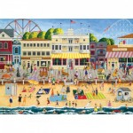 Puzzle  Master-Pieces-71627 On the Boardwalk