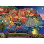 Puzzle  Master-Pieces-71803 Evening Glow