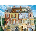 Puzzle  Master-Pieces-71836 Walden Manor House