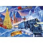 Puzzle  Master-Pieces-71917 The Polar Express
