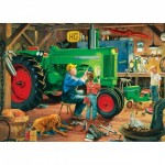 Puzzle  Master-Pieces-71919 The Restoration