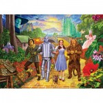 Puzzle  Master-Pieces-71939 The Wizard of Oz - Off to See the Wizard
