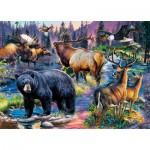 Puzzle  Master-Pieces-71940 Wild Living