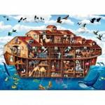 Puzzle  Master-Pieces-71963 Pièces XXL - Noah's Ark