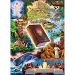 Puzzle  Master-Pieces-71980 Bible Stories