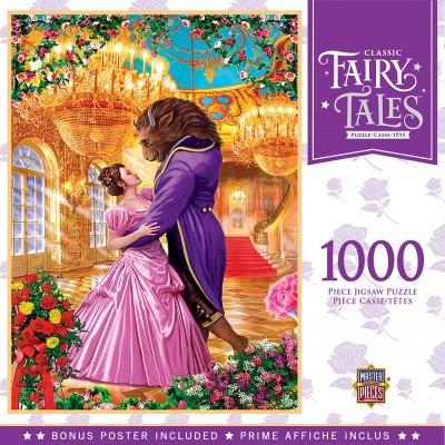 Puzzle Master-Pieces-72017 La Belle et la Bête