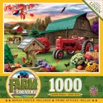 Puzzle  Master-Pieces-72020 Harvest Ranch