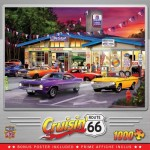 Puzzle  Master-Pieces-72040 Route 66 Pittstop