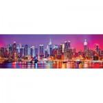 Puzzle  Master-Pieces-72065 City Panoramics - New York