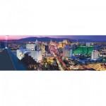 Puzzle  Master-Pieces-72073 City Panoramics - Las Vegas