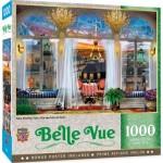 Puzzle  Master-Pieces-72110 Paris Rooftops