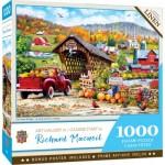 Puzzle  Master-Pieces-72165 Old Creek Bridge