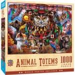 Puzzle  Master-Pieces-72171 Spirit Animals