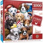 Puzzle  Master-Pieces-72182 Furry Friends