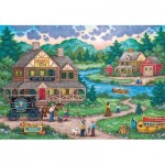 Puzzle   Adirondack Anglers