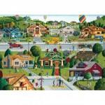 Puzzle   Bungalowville