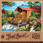 Puzzle   Cascading Cabin