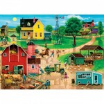 Puzzle   Pièces XXL - After the Chores