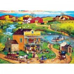 Puzzle   Pièces XXL - Cooper's Corner
