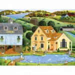 Puzzle   Pièces XXL - Heartland - The White Duck Inn