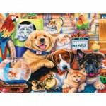 Puzzle   Pièces XXL - Home Wanted
