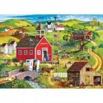 Puzzle   Pièces XXL - School Days