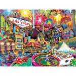 Puzzle   Travel Collages - Las Vegas